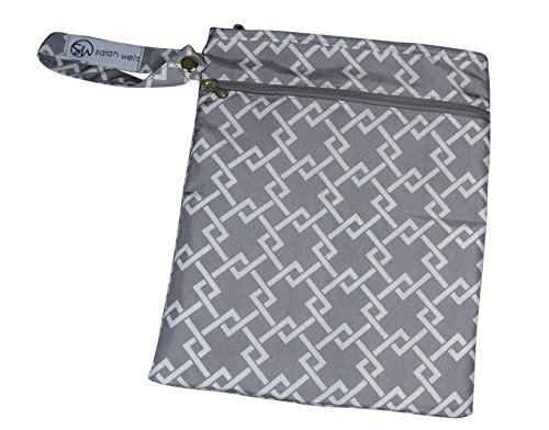 Fantastic Deal! The Original Pumparoo for Breast Pump Parts, Wet Dry Bag with Staging Mat By Sarah W...