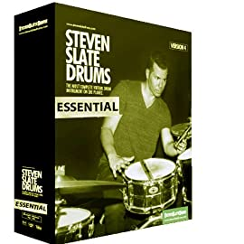 Steven Slate Drums 4 ESSENTIAL No-Brainer