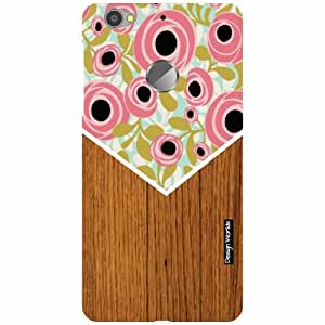 Design Worlds LeEco Le 1s Eco Back Cover - Wood Designer Case and Covers
