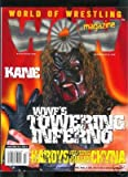 WORLD OF WRESTLING MAGAZINE (WOW) OCTOBER 2000 VOL 2 ISSUE 6----KANE COVER