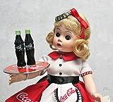 マダムアレクサンダー Coca Cola Carhop