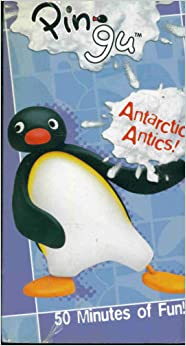 Pingu Antarctic Antics: The Pygos Group: 0045986021502