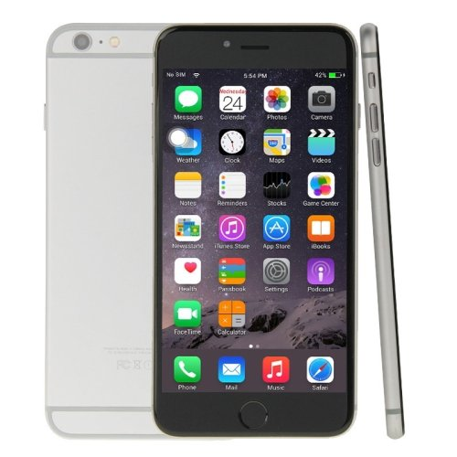 GOOPHONE I6Plus 5.5 inch Screen Android 4.2.2 Smart Phone, MT6582 Quad Core 1.3GHz, RAM:1G ROM:32G
