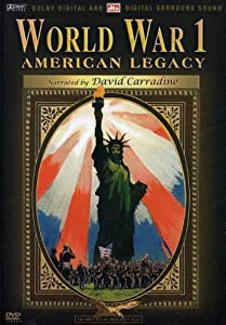 World War 1 - American Legacy DVD