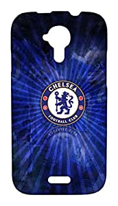 Chelsea Football Club Design - Micromax Canvas Magnus A117 Mobile Hard Case Back Cover - Printed Designer Cover for Micromax Canvas Magnus A117 - MA117CFCB123