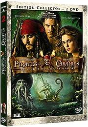Pirates Des Caraïbes, Le Secret Du Coffre Maudit - Édition Collector