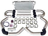 FORD MUSTANG 3 inch Turbo Intercooler Piping Kit + BOV