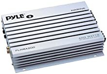 Pyle Amplifier Pyle Marine 2 Chann.400 Watts 13.00In. X 9.00In. X 3.00In.