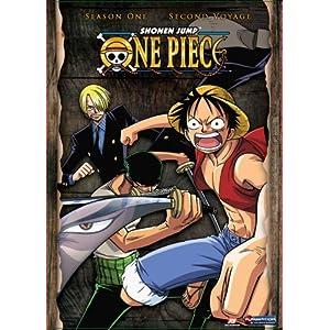 One Piece: Season One, Second Voyage movie