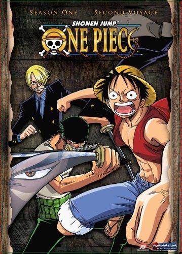 ONE PIECE シーズン1 Part2 (14-26話) [DVD] 北米版・英語音声字幕