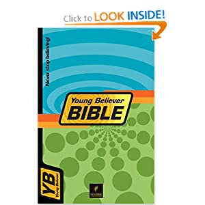 The Young Believer Bible (Tyndale Kids) Stephen Arterburn