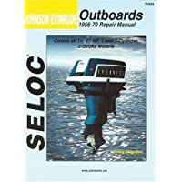 Johnson/Evinrude Outboards, 1-2 Cylinders, 1956-70 (Seloc Marine Tune-Up and Repair Manuals)