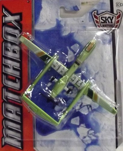 Matchbox Sky Busters Arctic SB94 Drone - 1