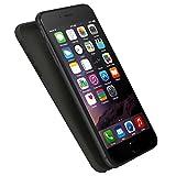 POWER SUPPORT エアージャケットセット for iPhone6 Plus(5.5inch)(ラバーブラック) PYK-92 [フラストレーションフリーパッケージ(FFP)]