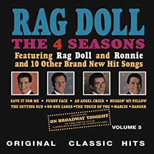 The Four Seasons Rag Doll And 10 Other Hits Amazon Com
