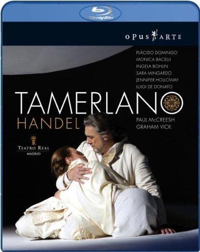 Händel - Tamerlano [Blu-ray]