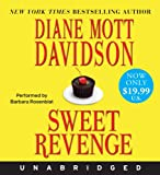 Sweet Revenge Low Price CD (Goldy Schulz Culinary Mysteries)