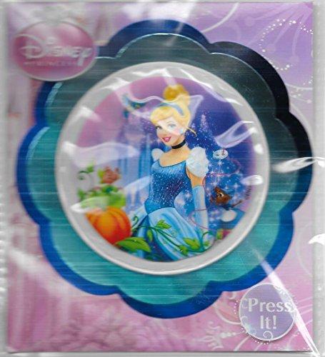 Yazzles Light-up Dazzle Badge Disney Princess Cinderella