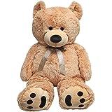 Huge Teddy Bear - Tan