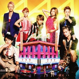 777 ~TRIPLE SEVEN~(CD+DVD)