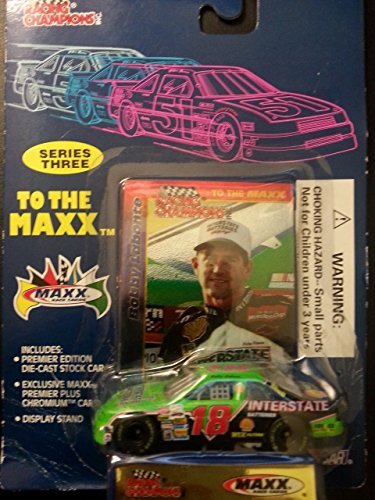 1995 Racing Champions # 18 Bobby Labonte 1/64 Scale Hot Wheels Collectables