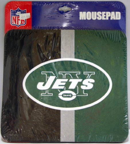 New York Jets Mouse Pad at Amazon.com