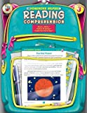 img - for Reading Comprehension, Homework Helpers, Grade 3   [BRCH READING COMPREHENSION HOM] [Paperback] book / textbook / text book