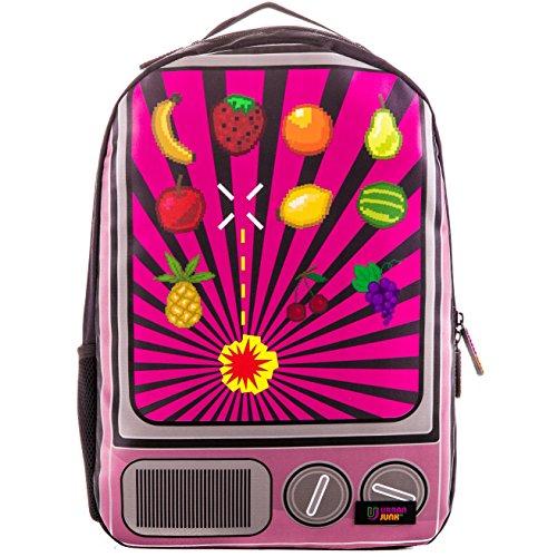 Urban Junk 'Fruitpan' Studente Zaino - con il computer portatile tasca