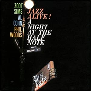 Jazz Alive! A Night at Half Note