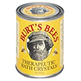 Burt's Bees Therapeutic Bath Crystals, 16 Ounce Jars