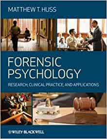 Forensic Psychology best buy tl