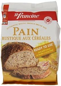 Francine Pain Rustique Mix 500 g (Pack of 5)
