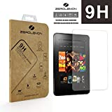 [Lifetime Warranty] ZeroLemon® Ultra Glass Armor - 9H Premium Tempered Glass Screen Protector for Amazon Kindle Fire HDX 8.9 inch, Protect your Screen from Drops and Scratches, Shatterproof your Screen. Anti-fingerprint smudges.