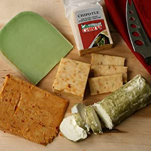 Spicy Cheese Collection (1.8 pound) from igourmet