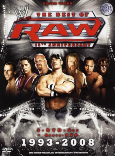 WWE - Raw 15th Anniversary (3 DVDs)