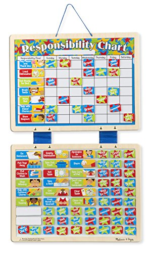 Melissa & Doug Magnetic Responsibility Chart (Chore Chart Magnetic compare prices)