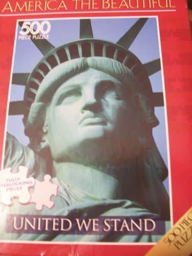 America the Beautiful - Lady Liberty (500 Pieces) - 1