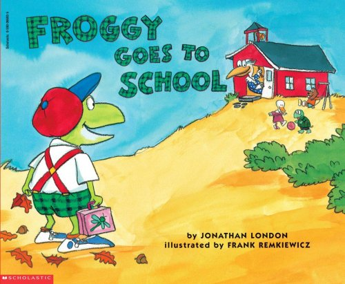 Image for Froggy Goes to School