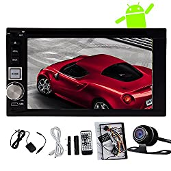 See 6.2 Inch Android 4.2 Double din In-dash Car DVD Player with Gps Navigation, Radio,3g,wifi,ipod,rds,bt,bluetooth, tv,multi-touch Capacitive+Backup Camera Details