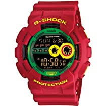 Casio G-Shock GD-100RF-4ER G Shock Watch Armbanduhr Uhr