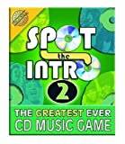 Spot the Intro 2 Audio CD Game