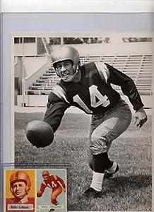 1957 Topps Photo (Proof) 1 Eddie Lebaron Redskins (Washington) 8 X 10 Black &... by Topps