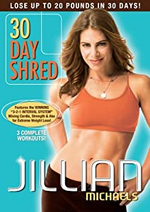 Jillian Michaels – 30 Day Shred $7.99