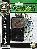 Pyramid Parts Front Brake Pads for: Honda CG125 2004-08