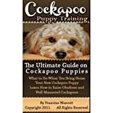 51QlvRyWoXL. SL160  Cockapoo Puppy Training: The Ultimate Guide on Cockapoo Puppies, What to Do When You Bring Home Your New Cockapoo Puppy, Learn How to Raise Obedient and Well Mannered Cockapoos
