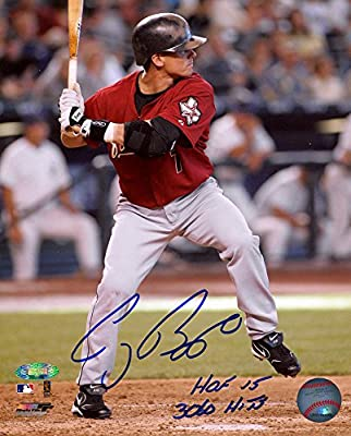 Craig Biggio Signed Autographed Houston Astros 8x10 Photo Inscribed HOF 2015, 3060 Hits TRISTAR COA