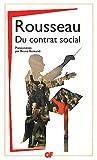 echange, troc Jean-Jacques Rousseau - Du contrat social