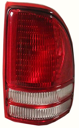 Dodge Dakota Tail Light - Right Rear / Back Tail Lamp (Dodge Dakota Back compare prices)