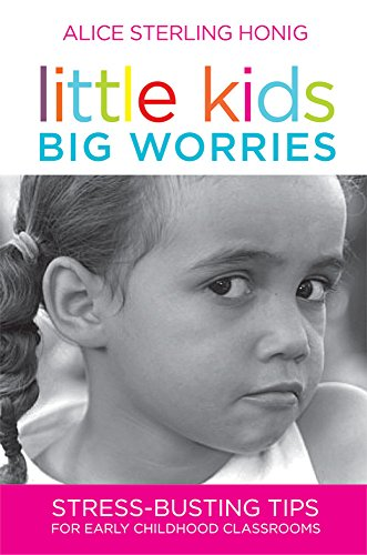Little Kids, Big Worries: Stress-Busting Tips for Early Childhood