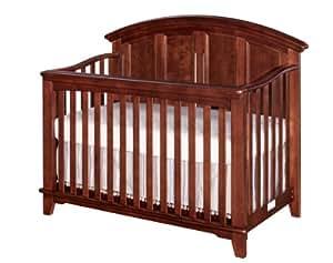Westwood Design Jonesport Convertible Crib, Virginia Cherry (Discontinued by Manufacturer)